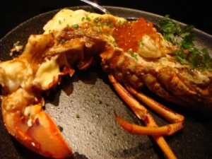 Lobster !!!! with Cheese