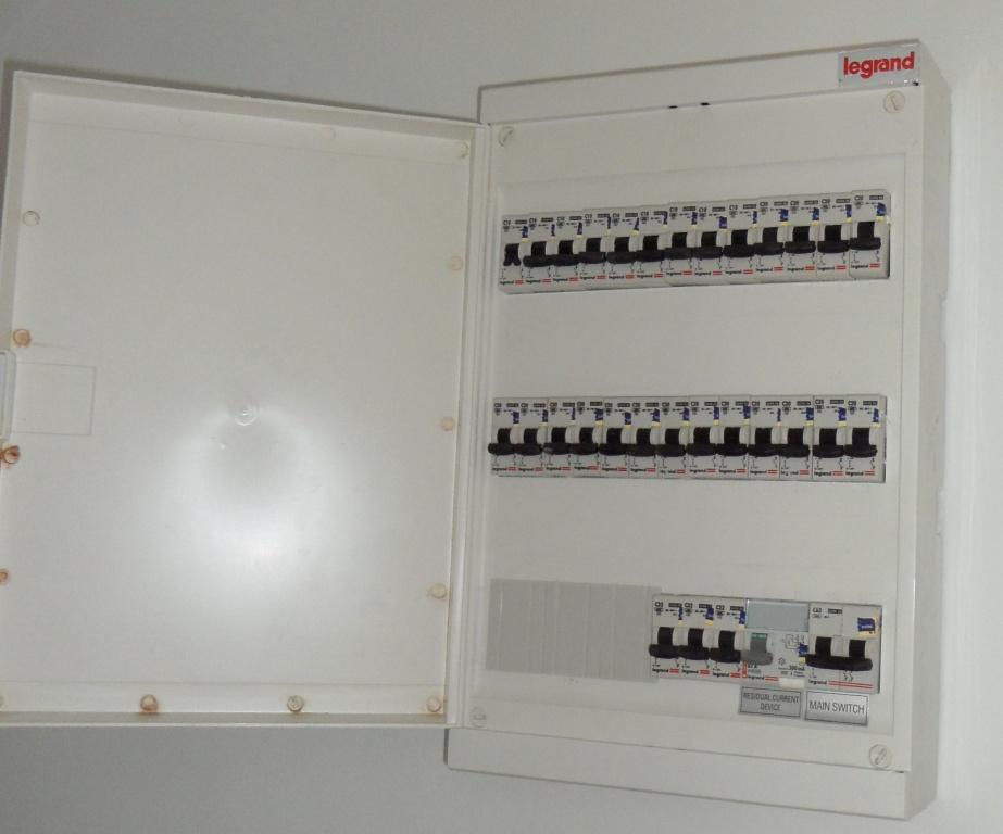 3 phase vs 1 phase electric power (home reno) little chulet\u0027s world Outdated Fuse Box we