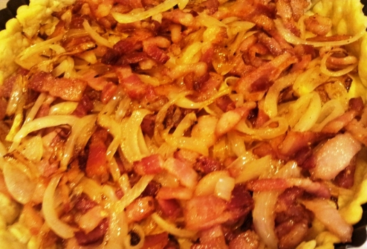 Bacon and Onion