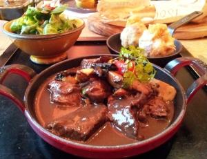 venison veal goulash