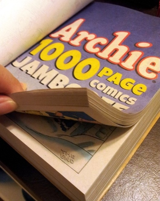 Archie 1000page