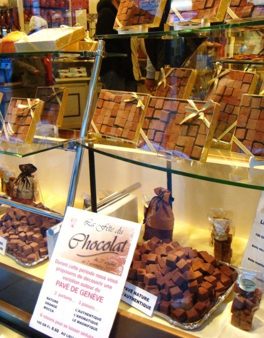 chocolat !!!