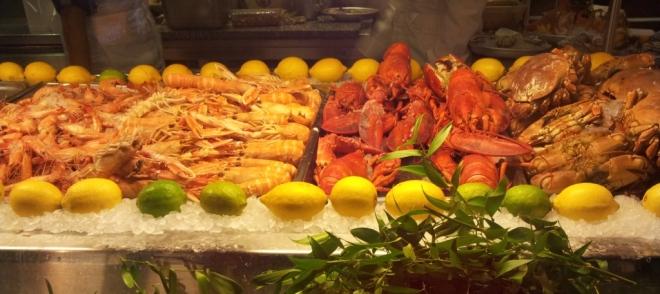 Bountiful Seafood