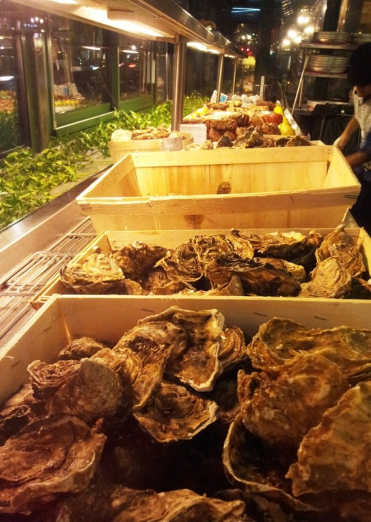 Oyster Galore