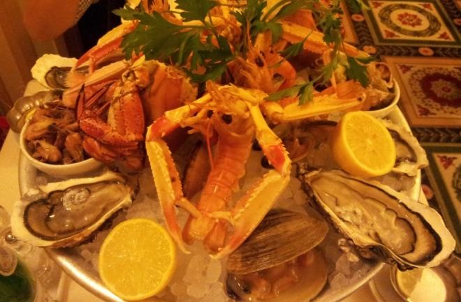 Seafood Platter 01