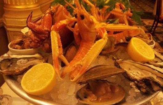 Seafood Platter 02