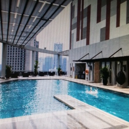 Beautiful Rooftop Pool 2